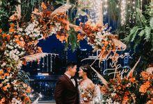 Adit & Fifi Wedding At The Imperium Kuningan by Fiori.Co