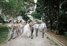 JASON & VALERIE - WEDDING DAY by Winworks