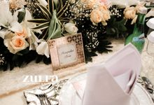 Dhira & Ryan - Pusdai - 1 July 2018 by Zulfa Catering