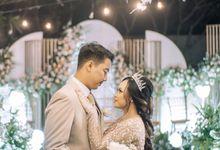 The Wedding Of Aulia & Noel by MARITZA PLANNER|ORGANIZER|DECORATION