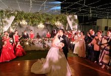 The Wedding at The Royal Santrian by The Royal Santrian Luxury Beach Villa
