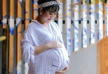 Maternity of Anisa by Wigani Photography