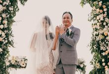The Wedding Of Ryan & Utha by Gasphotograph