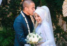 Wedding of Imalea & Laskar by Arkan Addien Photography