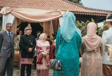 Karin & Zaki Wedding by Top Fusion Wedding