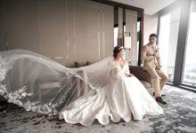 Wedding of Ria & Porfi by Jingle Wedding Entertainment & Organizer