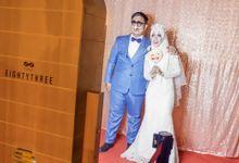 Popon and Anis Wedding by 83photostudio
