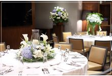 David & Marshia by Yulika Florist & Decor