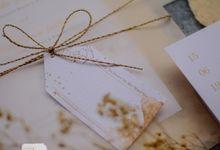 Vero & Dani - Natural Weddingcraft by Jogja Wedding Net