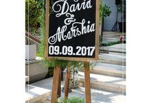 David & Marshia by Yulika Florist & Decor