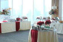Menara Kuningan Event by Arkamaya Catering & Cakery