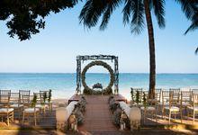 Puri Santrian Wedding by Puri Santrian Resort
