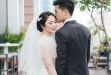 Wedding of Ken & Lily by Lavie Portrait