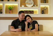 Prewedding Hana & Dana by AW Media