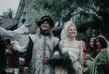 Bale Tudor, bali by Top Fusion Wedding