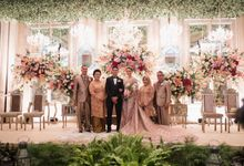 Erica Putri & Deryl de Keizer - Sudirman Grand Ballroom - 1 July 2018 by Zulfa Catering