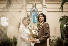 Intimate Wedding of Astri & Aldo by Saturasi Moment