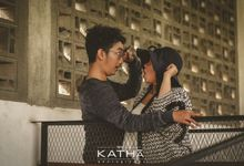 Fika & Bagus by Katha Photography