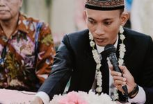 The Wedding of Fajarsih & Angga by Wigani Photography