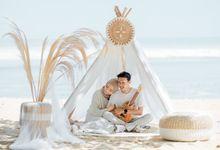 Prewedding YUNI & NIKEN by Historia Pixel