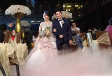 The Wedding of Adi & Vera by FROST Event Designer