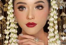 Wedding Makeup Adat Suntiang by Dev Makeup