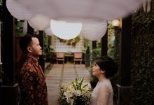 Wuri & Ario Engagement by Journal Portraits