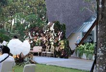 Pernikahan Intimate Di Galea Belangi (NEW NORMAL) by Medina Catering