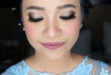Romantic Wedding Ms Rania by Arini Makeup Artist