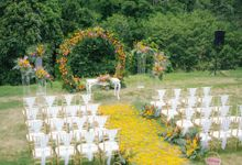The Wedding of Marion and byron by Bali Flower Decor