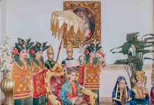 The Wedding of Wulan and Feno by Native Visual