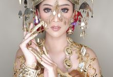 Wedding Makeup Adat Mandailing by Dev Makeup
