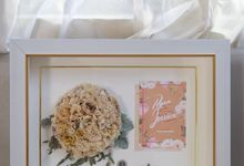 Ryan and Jessica Wedding by Camila V Flower Preservation Studio