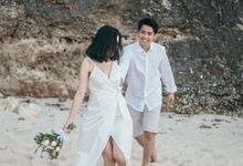 The Prewedding of Santa & Diandra by Meridian Pictures