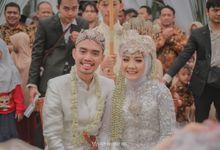 THE WEDDING GISYA IAN by FANZIPHOTOWORK