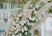 Gabriella and Ade wedding by Bali Flower Decor