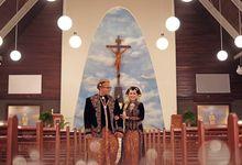 Gitta & Dito Wedding by Kamajayaratih Organizer