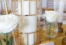 The Wedding of Andreas & Jennifer by Alleka Design