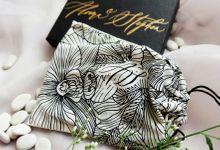 Alvina & Stephen - Passport Case by Rove Gift