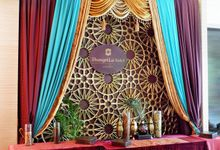 Ramadhan moment with Shangri-la Hotel by Alleka Design