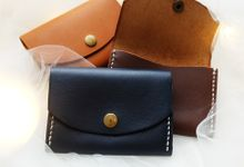 Marcel & Deasy - Compact Wallet by Rove Gift