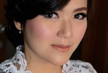 Makeup for Ms. Errina by VONYTJAN