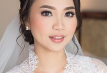 Melly Wedding Day by Mariza Jo