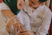 Postwedding Anggi N Diandra by Hendsgrapher