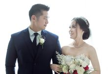 """I never want to stop making memories with you."" by Gorgeous Bridal Jakarta"