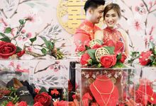 Youngky & Stefanie Engagement by SYV Studio