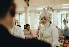 Dinda & Hafidz by Top Fusion Wedding