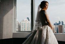 Wei Qiang & Yun Ni by TodayWe Vow