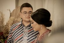 An Engagement of Riri dan Rama by Saturasi Moment
