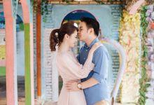 Prewedding of Teddy & Leonita by Lavie Portrait